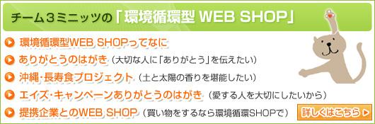 環境循環型WEB SHOP